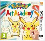 Gra Pokemon Art Academy (3DS)