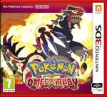 Gra Pokemon Omega Ruby (3DS)