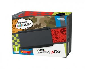 New Nintendo 3DS (czarna/black)