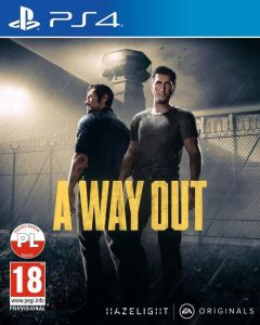 Gra A Way Out (PS4)