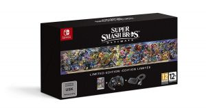 Gra Super Smash Bros. Ultimate Limited Edition (Nintendo Switch)