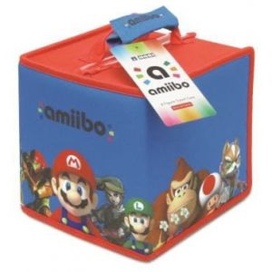 Wii U amiibo 8 Figure Travel Case