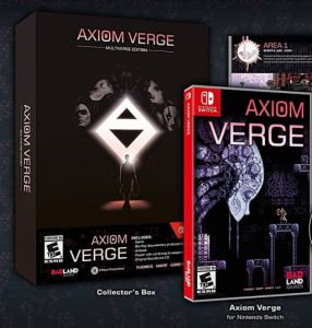 Gra Axiom Verge: Multiverse Edition (Nintendo Switch)