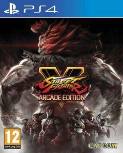 Gra Street Fighter V Arcade Edition (PS4)