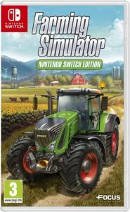 Gra Farming Simulator (Switch)