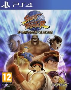 Gra Street Fighter 30th Anniversary Collection (PS4)
