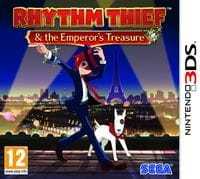 Gra Rhythm Thief & The Emperor´s Treasure (Nintendo 3DS)