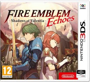 Gra Fire Emblem Echoes: Shadows of Valentia (Nintendo 3DS)