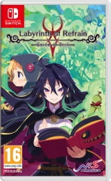 Gra Labyrinth of Refrain: Coven of Dusk (Nintendo Switch)