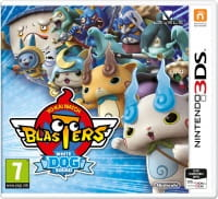Gra YO-KAI WATCH Blasters White Dog (3ds)