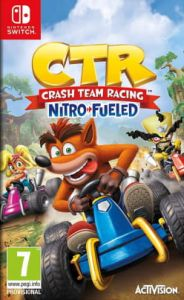Gra Crash Team Racing Nitro-Fueled  (Nintendo Switch)