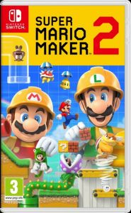 Gra Super Mario Maker 2 (Nintendo Switch)
