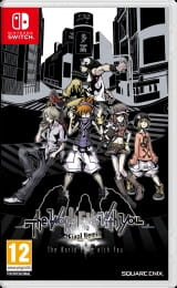 Gra The World Ends with You: Final Remix (Nintendo Switch)