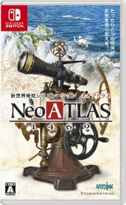 Gra Neo Atlas 1469 (Nintendo Switch)