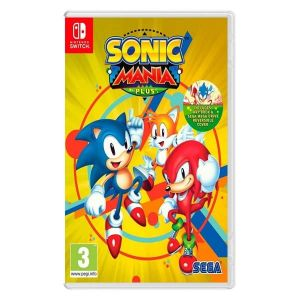 Gra Sonic Mania Plus (Nintendo Switch)