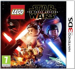 Gra Lego Star Wars: The Force Awakens (Nintendo 3DS)