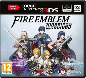 Gra Fire Emblem Warriors (Nintendo 3DS)