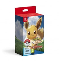 Gra Pokémon Let's Go Eevee! (Nintendo Switch) + Pokeball Plus