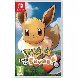 Gra Pokémon Let's Go Eevee! (Nintendo Switch)