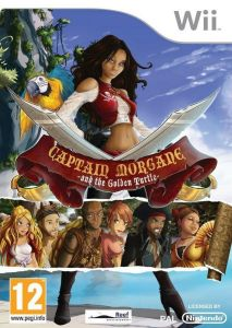 Gra Captain Morgane and the Golden Turtle (Nintendo Wii)