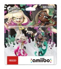 Amiibo Splatoon 2-Pack: Off the Hook set -Pearl & Marina