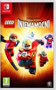 Gra LEGO Incredibles (Iniemamocni) (Nintendo Switch)
