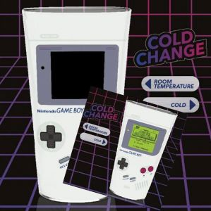 Szklanka - Game Boy  Super Mario Land (Heat Change)