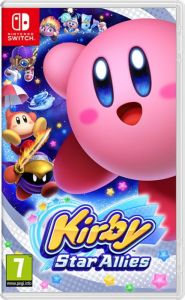 Gra Kirby Star Allies (Nintendo Switch)