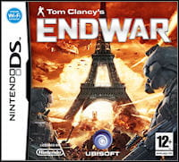 Gra Tom Clancy's EndWar (Nintendo DS)