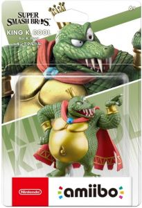 Amiibo Smash  King K.Rool