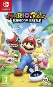 Gra Mario + Rabbids Kingdom Battle (Nintendo Switch)