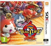 Gra Yo-Kai Watch Blasters Red Cat (3ds)