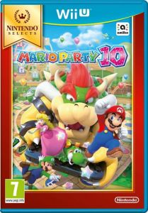 Gra Mario Party 10 Selects (Nintendo WiiU)