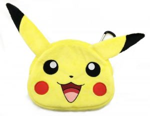 Ochronne etui do konsoli New 3DS XL (Pikachu Plush)