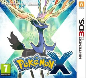 Gra Pokemon X (3DS)