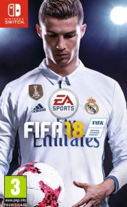 Gra FIFA 18 (Nintendo SWITCH)