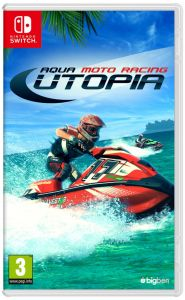 Gra Aqua Moto Racing Utopia (Switch)