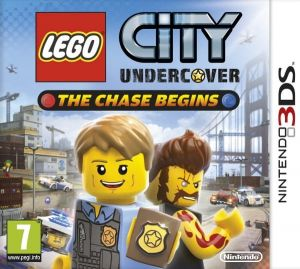 Gra Lego City Undercover: The Chase Begins (3DS)