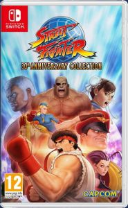 Gra Street Fighter 30th Anniversary Collection (Nintendo Switch)