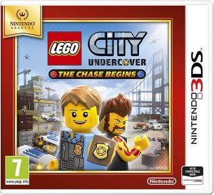 Gra Lego City Undercover: The Chase Begins Selects (Nintendo 3DS)