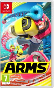 Gra ARMS (Nintendo SWITCH)