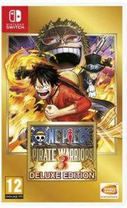 Gra One Piece: Pirate Warriors 3 Deluxe Edition (Nintendo Switch)
