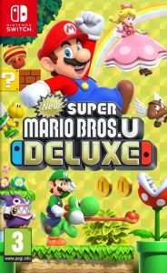 Gra  New Super Mario Bros. U Deluxe (Nintendo SWITCH)