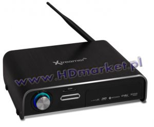 Xtreamer Prodigy Black DVBTx2 Android