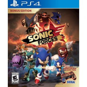 Gra Sonic Forces Bonus Edition (PS4)