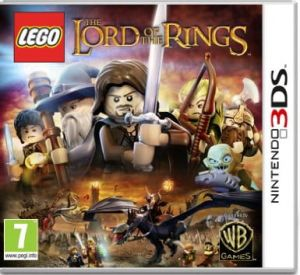 Gra Lego Lord of the Rings (Nintendo 3DS)