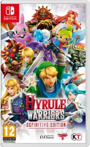 Gra Hyrule Warriors Definitive Edition (Nintendo Switch)