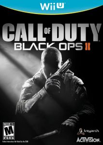 Gra Call of Duty: Black Ops II (WiiU)