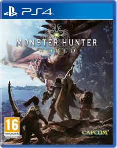 Gra Monster Hunter: World (PS4)