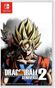 Gra Dragonball Xenoverse 2 (Nintendo Switch)